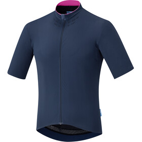 Shimano Evolve Maillot Manches courtes Homme, navy